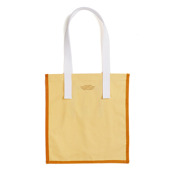 Weekendbag_Yellow [50% SALE]
