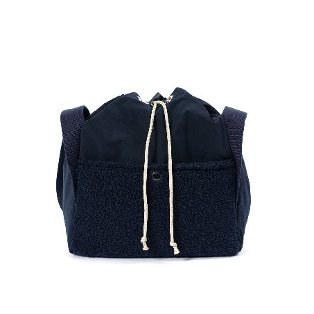 ALIKE BAG_NAVY [30% SALE]